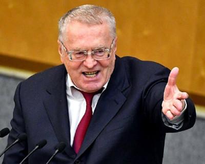 Жириновский назвал главную беду России