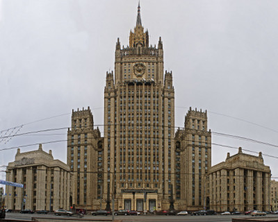 МИД России прокомментировал очередные претензии Украины из-за Крымского мост