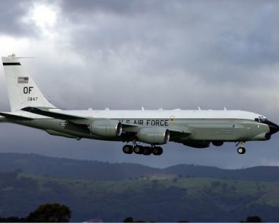 Российские самолеты перехватили американский разведчик над Японским морем