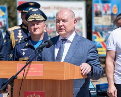 Врио губернатора Севастополя вручил награды военнослужащим ПВО