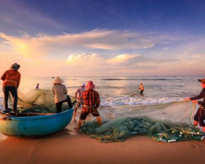 В Севастополе отметили День рыбака!