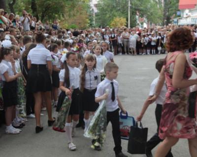 Ученики Крыма вернутся в школы с 1 сентября