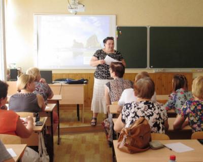 Севастопольские учителя работают на 1,7 ставки