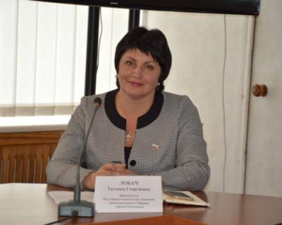 Татьяна Лобач предложила вернуть учителям города доплату на оздоровление