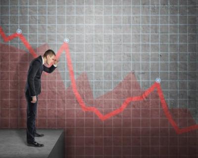 ВВП России снизился на 10%