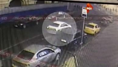 Машину убийц Немцова обнаружили. Автомобиль был зарегистрирован в Подмосковье, а произведен на Украине