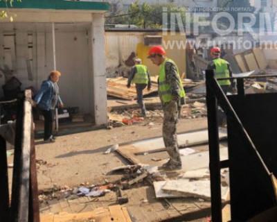 Лицо малого бизнеса в Севастополе имеет потрёпанный вид