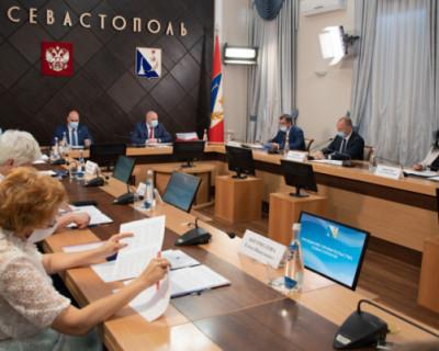 В Севастополе утвердили схему водоснабжения и водоотведения города