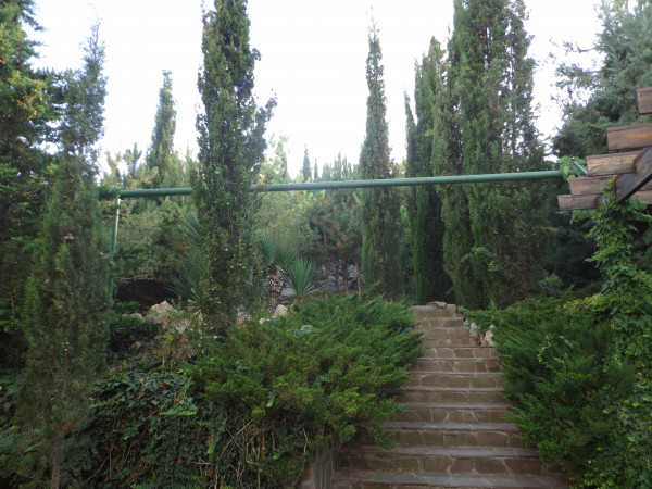 Севастополь укрепление сложного участка земли