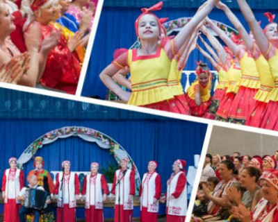 Сохраняя народные традиции в Севастополе
