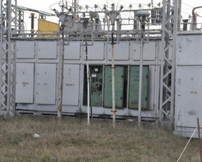 В Керчи украли троллейбусную электроподстанцию