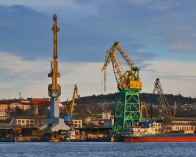 Севастопольский морской завод получит свой первый заказ в течении полугода