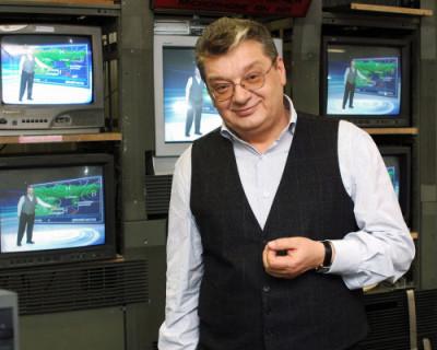 Умер знаменитый телеведущий Александр Беляев
