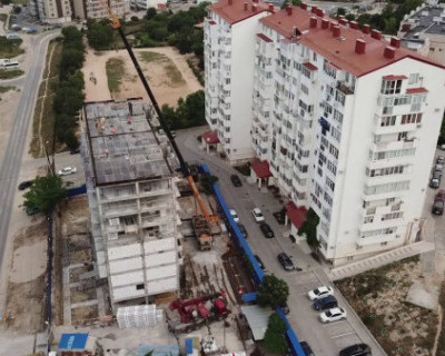 Два многоквартирных дома в Севастополе будут введены в эксплуатацию