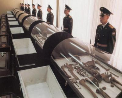 Российские эксперты подтвердили подлинность останков Николая II