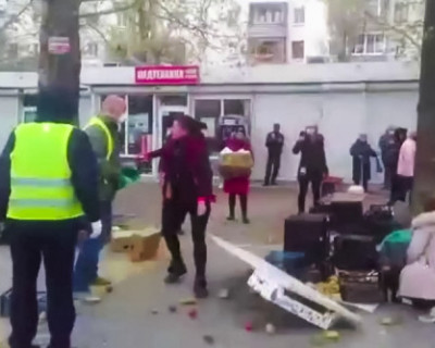 Суд в Севастополе оштрафовал рыночного торговца за избиение сотрудника правительства