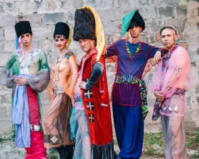 На Украине снимают фильм о казаках-геях