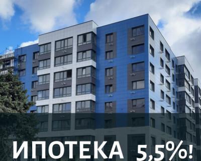 Только для клиентов «ИнтерСтрой» ипотека 5,5 % в Севастополе!