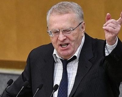 Жириновский больше не хочет работать в Госдуме