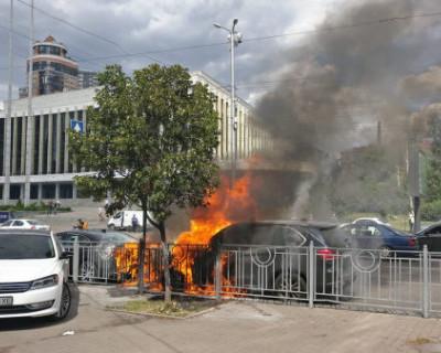 В Киеве будут усилены меры безопасности