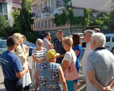 Въезд в центр Балаклавы перекроют шлагбаумом