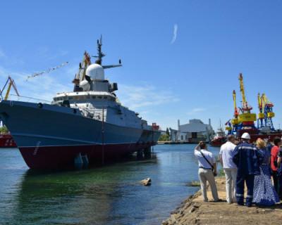 Крымское судостроение возрождается стремительными темпами