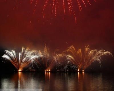 В День флота в Севастополе небо раскрасит праздничный салют