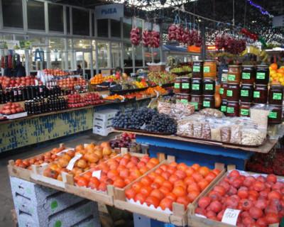 Рыночные цены в Севастополе. Июль 2020