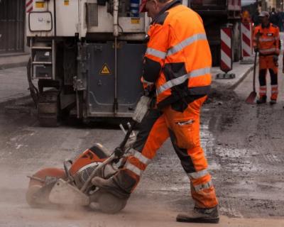 Севастополь является передовиком в России по дорожному строительству