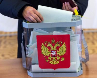 Севастопольцы могут подать заявление об изменении участка для голосования на выборах губернатора