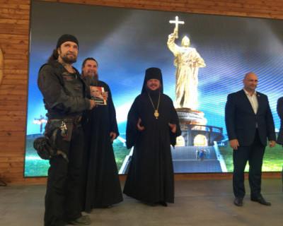 В Севастополе Хирург принял участие в мероприятиях в честь Дня крещения Руси