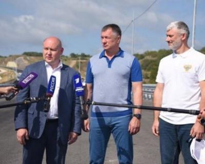 Эксперты: «Развожаев понимает, что строительство дорог в Севастополе – залог развития экономики региона»