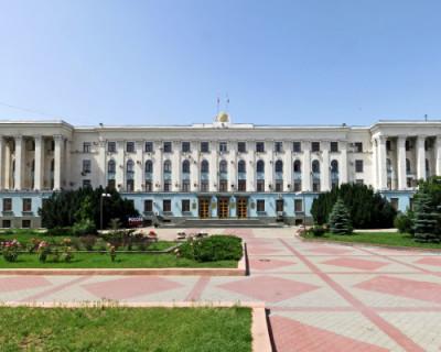 Вице-премьер Крыма уволен по собственному желанию