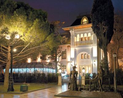 Крымский отель Софии Ротару «Вилла София» в разгар летнего сезона не принимает гостей