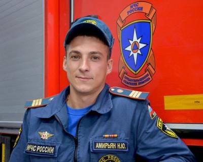 В Севастополе определили лучших пожарных