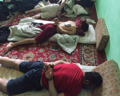 В Петербурге задержали террористов, которые хотели напасть на силовиков