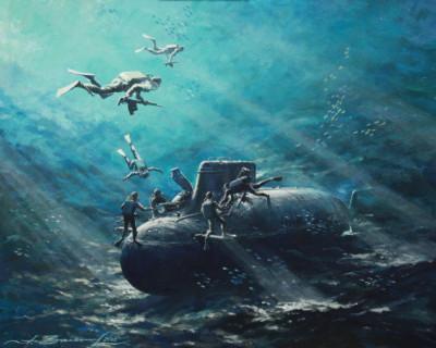 В ВМС Украины мечтают о подводном флоте