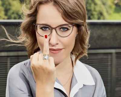 Ксения Собчак назвала россиян идиотами