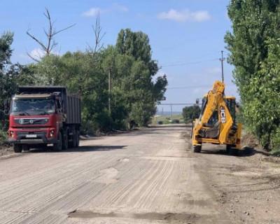 Министерство транспорта Крыма срывает ремонт дорог на полуострове