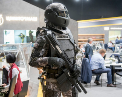 Российским «солдатам будущего» завидуют уже сегодня (ВИДЕО)