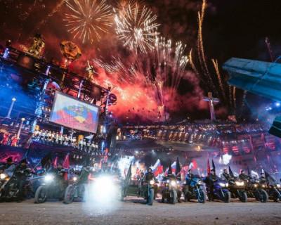 До открытия байк-шоу в Севастополе осталось 5 дней (ВИДЕО)