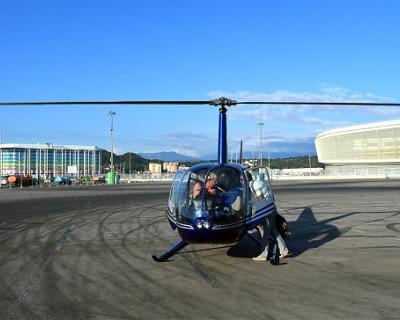 В Крыму создадут вертолетное такси