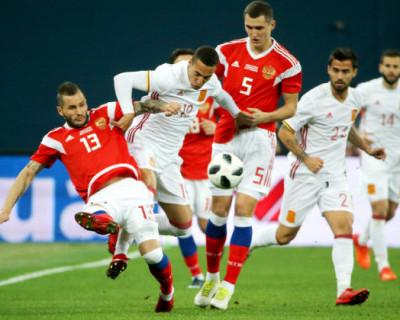 Российский футбол превратился в посмешище