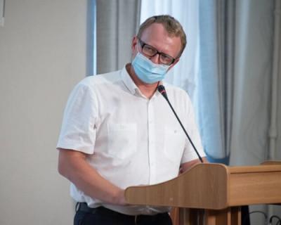 Евгений Горлов отчитался о выполнении поручений врио губернатора Севастополя