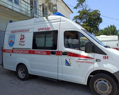 В Севастополе заработали специализированные бригады педиатрического профиля