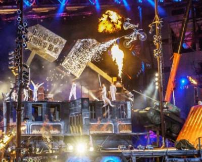 «Крах Вавилона»: что увидят посетители самого красочного шоу на Гасфорта (ВИДЕО)