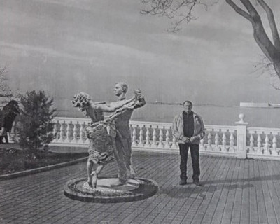 В Севастополе появится скульптура танцующей пары