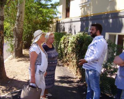 Михаил Брицын обсудил с жителями Северной стороны Севастополя насущные проблемы избирательного округа