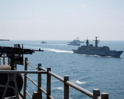 Военные в Крыму устроили стрельбы, натовские корабли не могли подойти к крымскому побережью (ПОДРОБНОСТИ)
