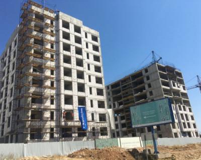 В Севастополе растёт клубный дом «Континенталь» от «ИнтерСтрой»
